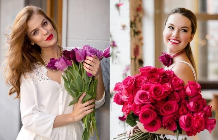 Discover why your partner gives you flowers without being a special day