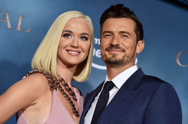 orlando bloom katy perry wedding