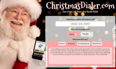 what is santa claus phone number