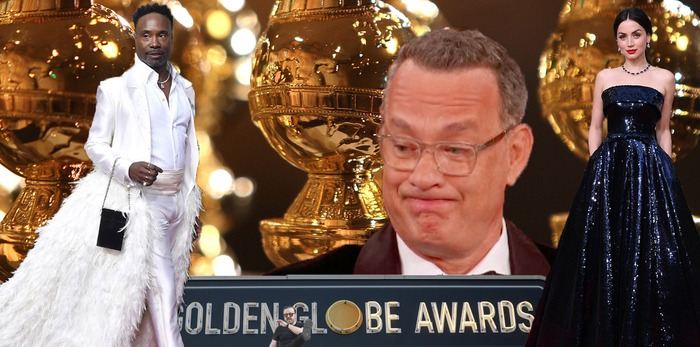 Golden Globes Winners 2020