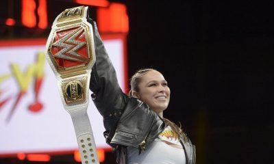 Ronda Rousey leaving WWE