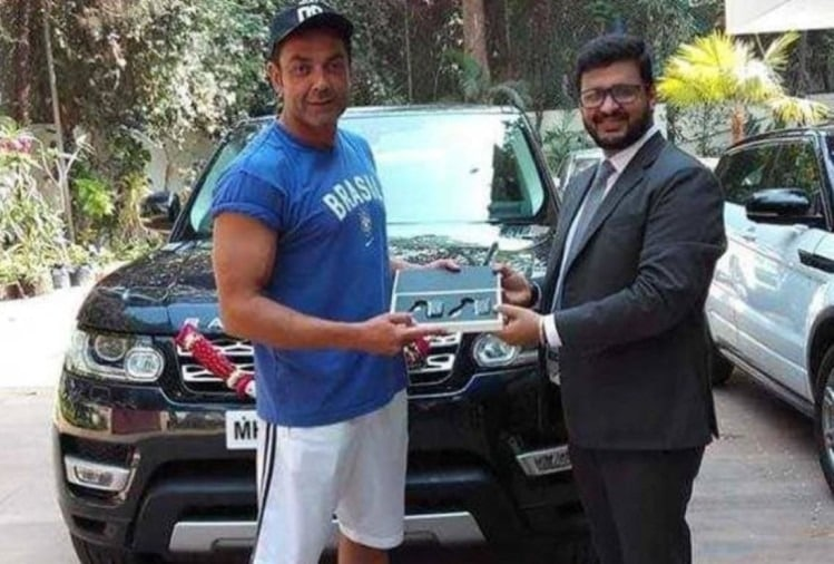 bobby deol car collection