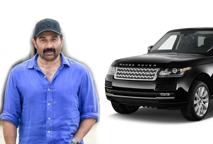 sunny-deol-car-picture