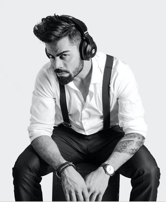 10 Hairstyles Inspired By Virat Kohli You Should Flaunt This Summer